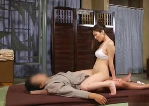 Big tits mikuru shiina provides superb asian blowjob