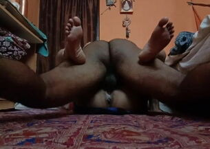Asian wife black cock