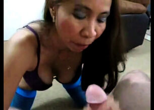 Asian cuckold couple