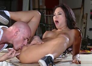 Johnny sins asian
