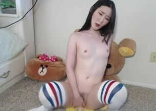 Asian buttplug