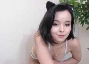 Asian amateur webcam