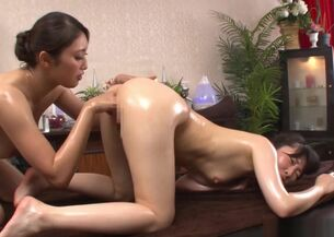 Asian massage tube