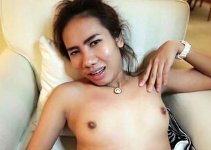 Asian nipple fuck